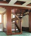 Лестница деревянная. Модель Марта.