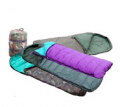 Goods for rest (tent, sleeping bags, braziers, cauldrons, ware, barbecue, flasks and other)