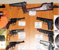 Models of guns, wide choice. Kiev