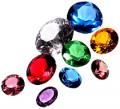 Имитации драгоценных и полудрагоценных камней
