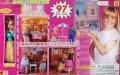 Кукольный домик «Домик для Барби» с куклой