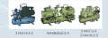 Компрессорно-конденсаторный агрегат судовой 21АК7-2-3 ОМ4