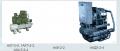 Агрегат компрессорный с конденсатором водяного охлаждения АКД5-2-4  низкотемпературная
