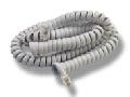 Шнур телефонный витой спиральный