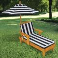 Chaise lounge wooden