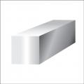 Квадрат горячекатанный  8х8мм - 250х250мм s235/355