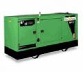 Дизельная электростанция модель GP 165A/I дизель-генератор на базе двигателя IVECO, 3-х фазная, с водяным охлаждением, мощностью 165 кВа, для использования в качестве постоянно действующих автономных или резервных источников электроэнергии, Green Power
