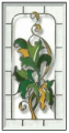 Витражи прозрачные и полупрозрачные пленочные,самоклеющаяся свинцовая лента Decra Led
