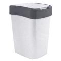 """Ведро для мусора """"Евро"""" 10 литров"""