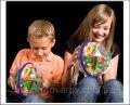 Игрушка 3D для детей Шар-лабиринт 20 см