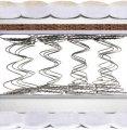 Ортопедический матрас Matroluxe FLORENCE / FLORENCIA (ФЛОРЕНЦИЯ) Двусторонней жесткости ЗИМА / ЛЕТО (ШхГхВ - 80х190х20) Бесплатная доставка!