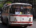 Bus passenger gas cylinder LAZ-695NG