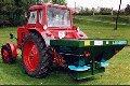 Машина для поверхностного внесения минеральных удобрений  МВУ - 900