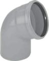 Колено для полипропиленовой трубы DN 40х45