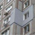 Утеплення фасадів пінопласт базальтова вата