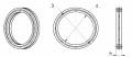 Кольцо дроссельное тип 1-12