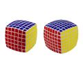 Кубик Рубика 6х6 + Кубик Рубика 7х7