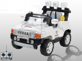 Детский электромобиль Джип 1723