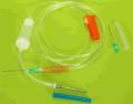 Устройство для вливания инфузионных растворов типа ПР-21