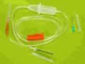 Устройства одноразовые для переливания крови типа ПК-21