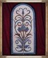 Мозаика настенная декоративная ручная работа