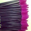 Brushes individual for the increased eyelashes