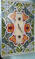 "Stained glass hours ""The Iranian ornament"""