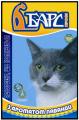 Наповнювач для котячих туалетів Барс Профи ароматизований