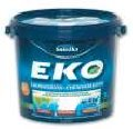 Emulsion acrylic snow-white for walls and ceilings of