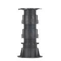 Полипропиленовая регулируемая опора для террас DPH-8 высотой от 355 до 515мм Buzon