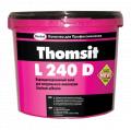Воднодисперсионный клей для натурального линолеума Thomsit L 240D