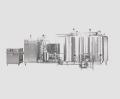 Оборудование по переработке молока Teknomix 5000 HTST