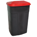 Бак мусорный -90л