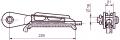 Зажимы натяжные клиновые НК-1-1