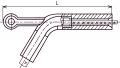 Зажим натяжный прессуемый НАС-240-1