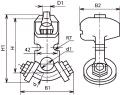 Ушки УС-7-16