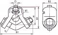 Ушки УСК-12-16