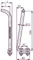 Horns digit RRN-130