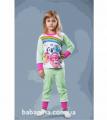Пижама для девочки Радуга