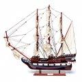 Модель корабля парусник 80см 65003