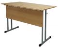 School desks are school