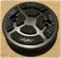 Накладка резиновая на лапу подъемника launch (шт.)