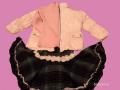 Куртка подростковая Пипита м.1301 Розовый 6 лет \\ 116 см.