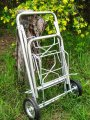 Trolley, wheelbarrow kravchuchka, cart two-wheeled, carts of 3 types