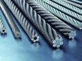 Rope steel with a polymeric covering for TU 14-4-1469 cars a design 1x19(1+6+12)