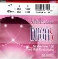 Очковая линза, линза для очков DAGAS 1.55 HMC