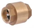 Клапан обратный латунный PF CV 240P