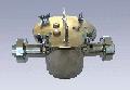 Сепаратор трубопроводный  Полюс-ПР - МСТП на постоянных магнитах