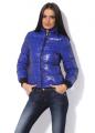 Куртка-RoccoBarocco-0412209-BLU-BLUE-M