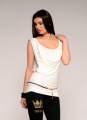 Майка-PunkQueen-BLOUSE_STONED-WHITE